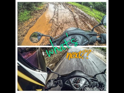 CB41 takes moped to PUNE OFFROAD EXPEDITION 2016