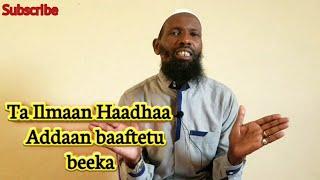 Download Lagu Abdoosh Aliyyii Ta ilmaan Haadhaa Adda baafteetu beeka mp3