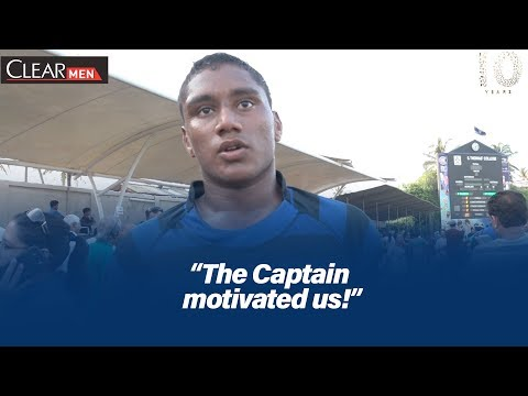 """The captain motivated us"" -Kaveen Jayasekara STC"