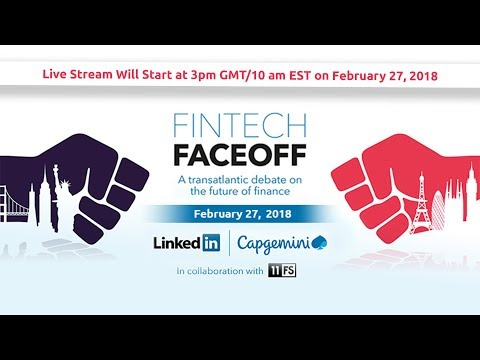 FinTech Faceoff: A Transatlantic Debate on the Future of Finance.