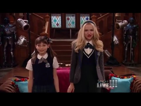 Liv And Maddie: Cali Style - Sing It Live!!!-a- Rooney - CLIP