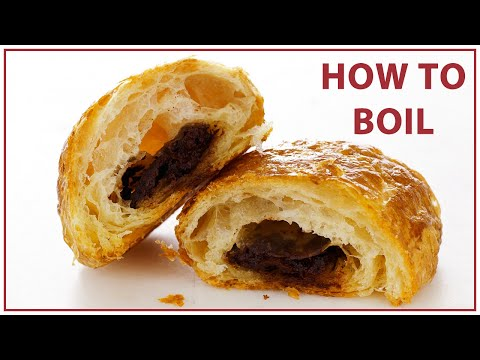 Pan au Chocolat - Josh and Nick's Boiling Odyssey