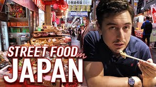 Eating Brunch at a Japanese Market | Street Food Japan