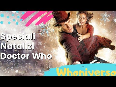 Doctor Who: Speciali Natalizi | Whoniverso