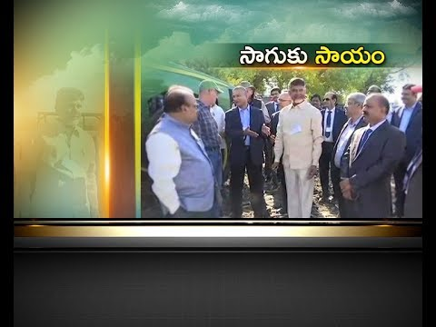 Chandrababu US Tour | Meets Experts of Farming | Special Focus On Agriculture