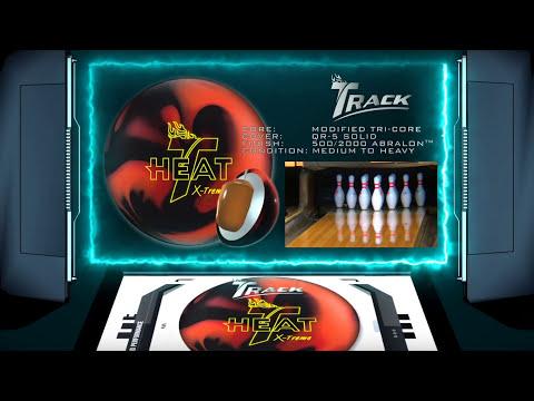 Track Triton Heat Extreme Pacific Rim Remix WTBA Tokyo Bowling Ball Review Vic Amann Cincinnati Ohio
