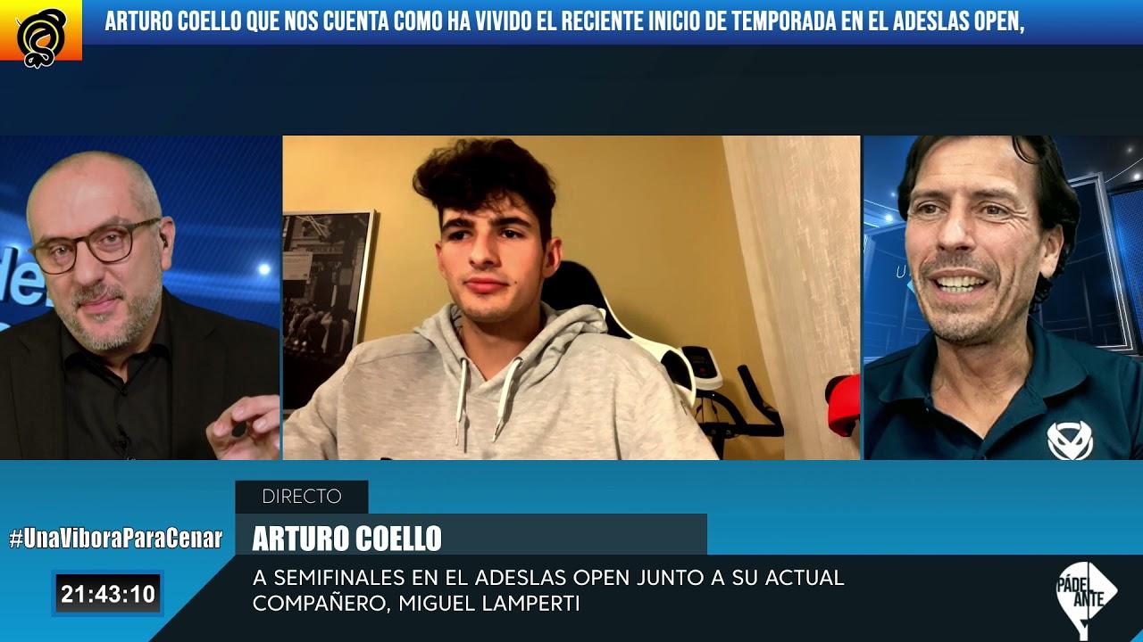 Entrevista a Arturo Coello