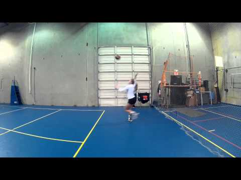 Alex Berezan-Volleyball Recruitment Video