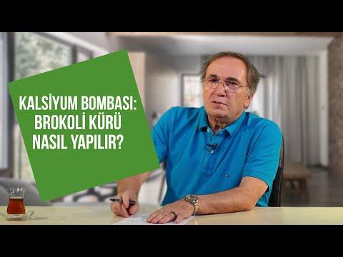 Fibrokistlere Karşı Brokoli Kürü   Kalsiyum Bombası   Prof Saraçoğlu Anlatıyor!