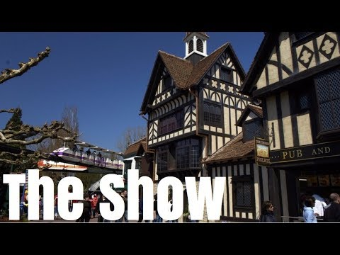 Theme Park Worldwide - The Show - 18th October 2017