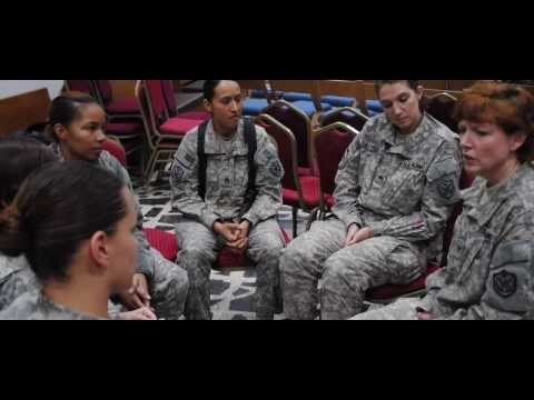 The fight against military women and sexual abuse