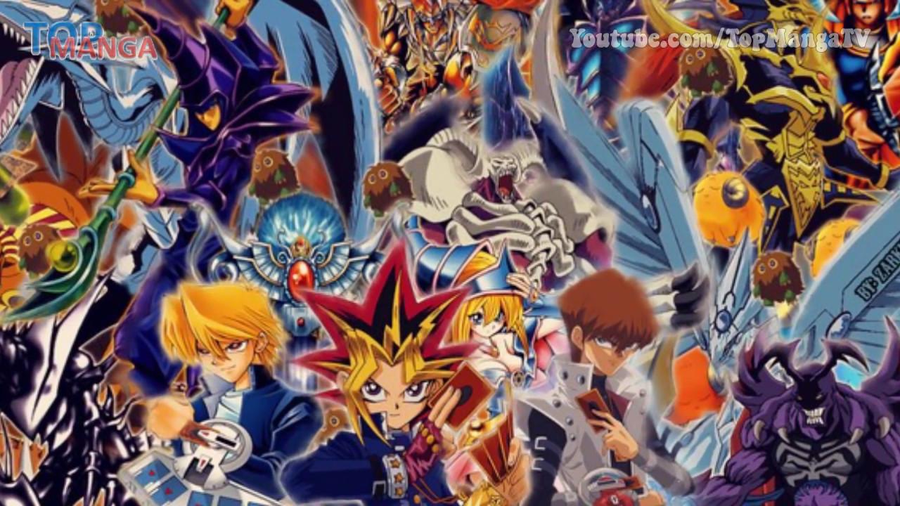 Khám phá sức mạnh của 7 bảo vật ngàn năm trong Yu Gi Oh - kun anime