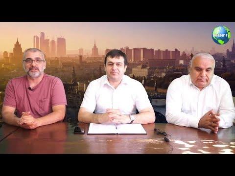 Переселение армян в Азербайджан это цель разделения Тюркского Мира - Филипп Экозьянц