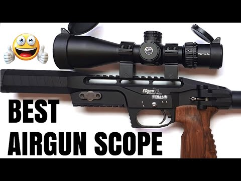 Best Air Rifle Scope 2019