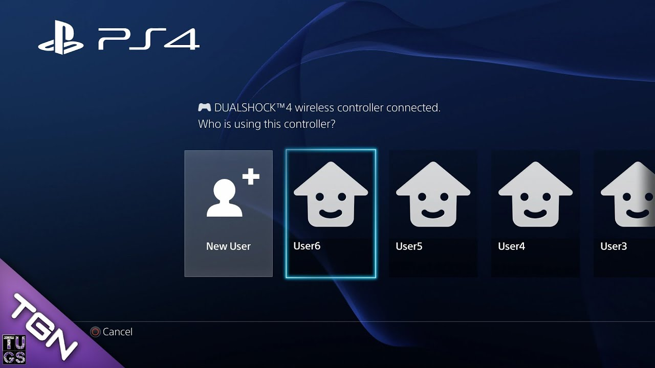 how to add music to ps4