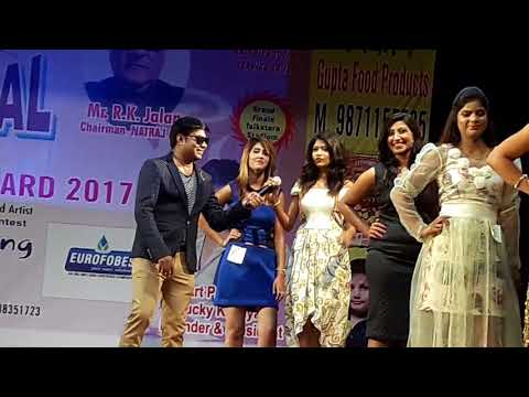 Miss/Mrs glamour & Mr Hunk India 2017