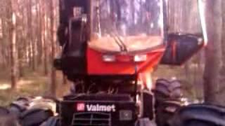 Harvester Valmet 911.3 PL
