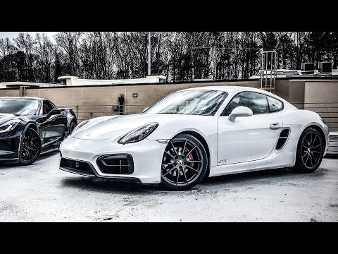 Why I Chose The Porsche Cayman GTS