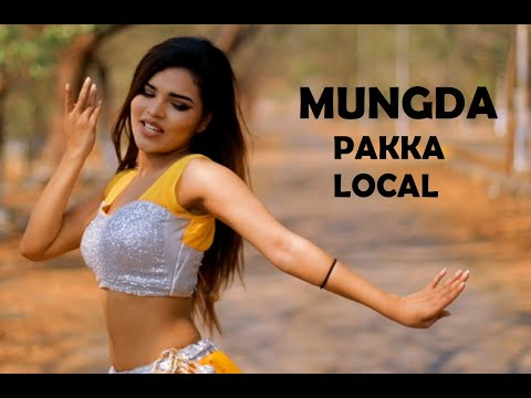 Mungda Total Dhamaal Ft Nenu Pakka Local | Dance Cover By Srishti Shukla