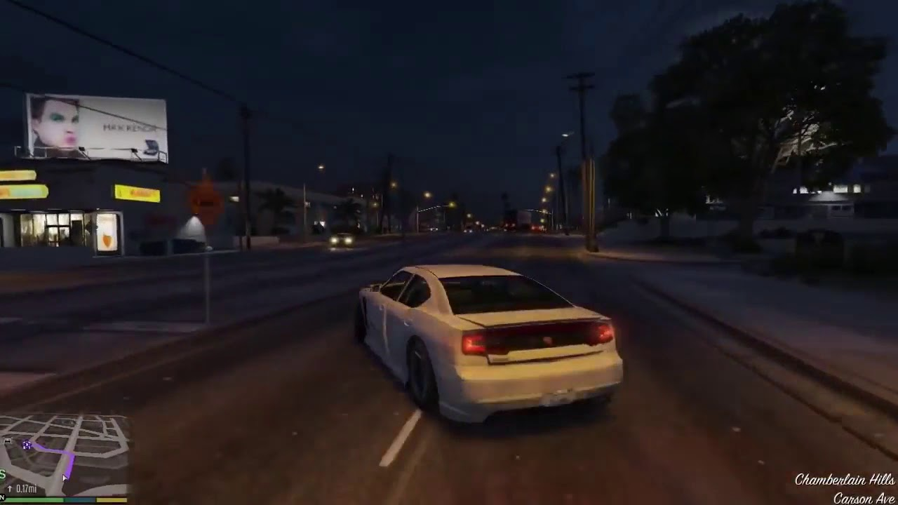 GTA 5  LOW END PC GAMEPLAY