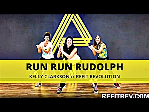 """Run Run Rudolph"" 
