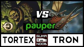Pauper - JUND TORTURE vs DINROVA TRON