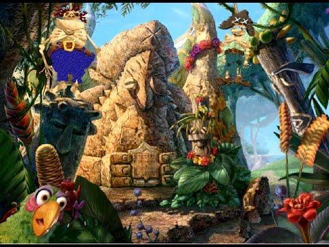 Muppet Treasure Island Game Walkthrough