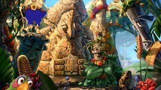 Muppet Treasure Island (PC) game - Scene 4 - Treasure Island (Finale)