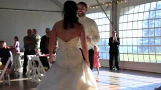 Andrew & Melissa Georgesen 1st Dance