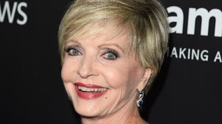 Florence Henderson on Sex at 80: 'I Actually Have a Friend With Benefits'