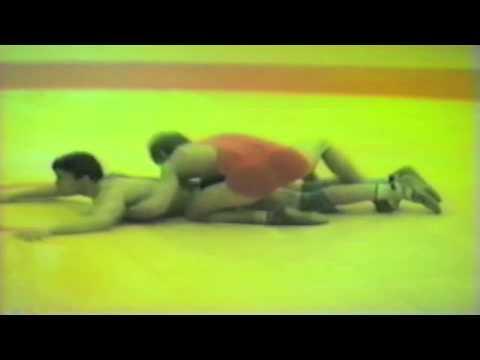 1988 Senior European Championships: 57 kg Zygmunt Kolodziej (POL) vs. Stefan Ivanov (BUL)