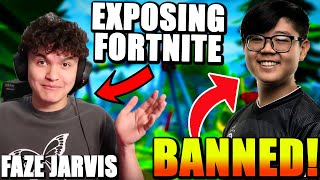 FaZe Jarvis MOCKS Fortnite! TSM Khanada In BIG TROUBLE.. What Did He Do?