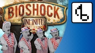 Repeat youtube video The Bioshock Infinite Song - brentalfloss