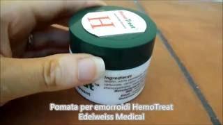crema emorroidi HD(Pomata per emorroidi oliosa che profuma di menta, aiuta a prevenirle e a curarle. Si utilizza per un massimo di 30 giorni,sono presenti le istruzioni sul tappo., 2016-09-22T18:32:40.000Z)