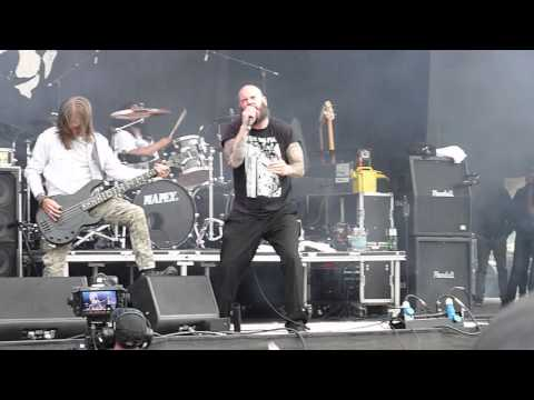 Philip H Anselmo & The Illegals feat Rex Brown : A New Level @ Download Festival 2014