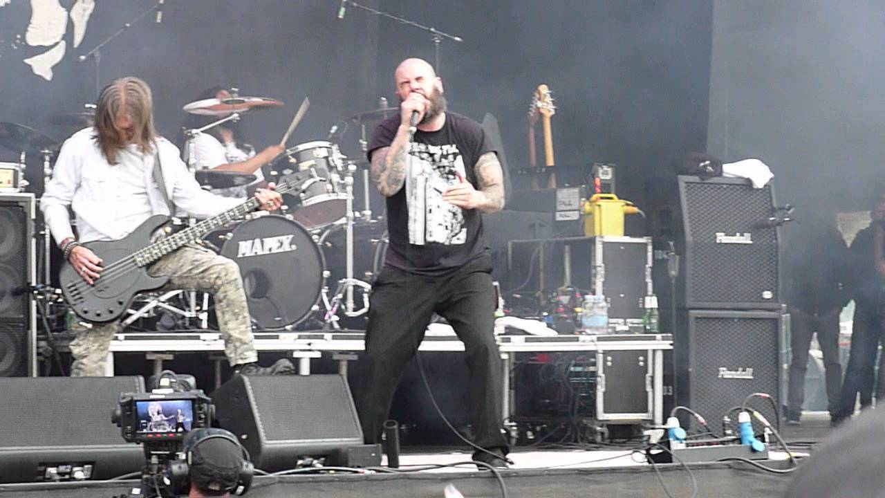Philip H Anselmo The Illegals Feat Rex Brown A New