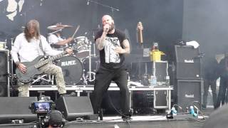 Philip H Anselmo & The Illegals feat. Rex Brown - A New Level, live @ Download Festival 2014