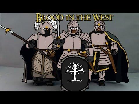 Blood in the West Ep 22 - Caravan Raids