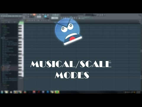 Musical/Scale Modes | Chromat Official