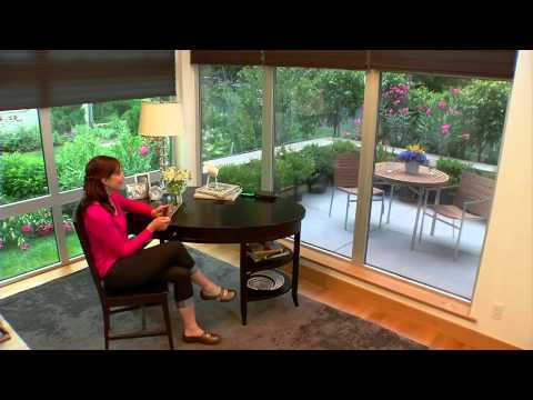 Hunter Douglas New Platinum™ Technology and App for Motorized Blinds & Shades, San Diego