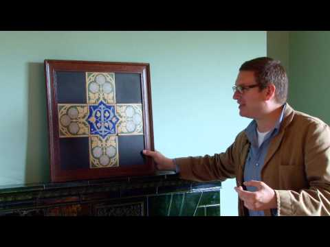 The John Scott Collection at the Jackfield Tile Museum