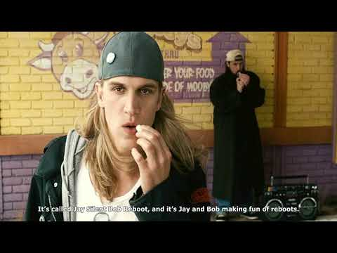 MTV News - Jay & silent bob reboot star jason mewes says script is 'amazing'