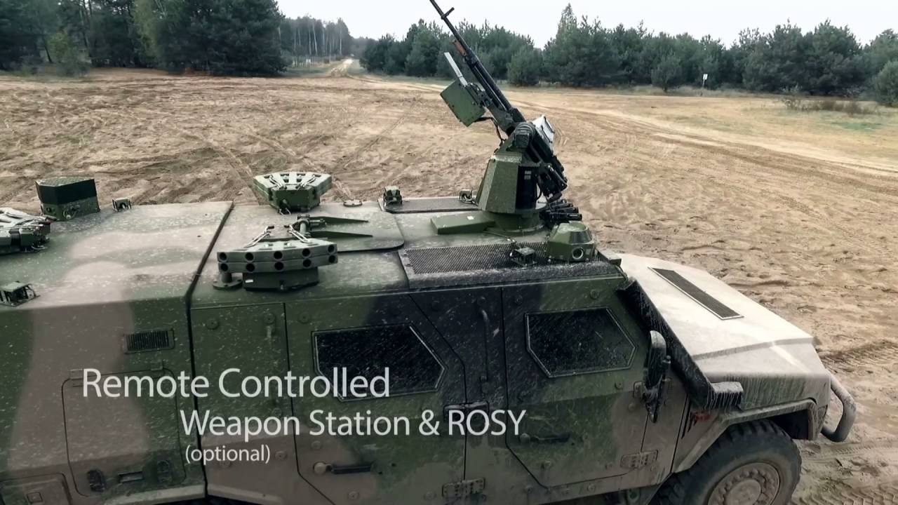 Armoured Multi-Purpose Vehicle