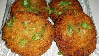 Bangladeshi style Fish cutlet (  মাছের কাটলেট রেসিপি  ) recipe | Bengali style Fish Chop recipe