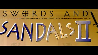Swords and Sandals 2 Full Gameplay Walkthrough