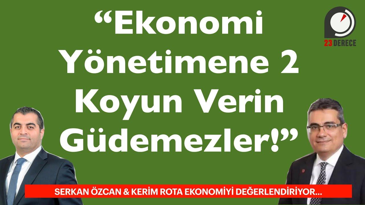 KRİTİK SORU: Vatandaşın Bankalardaki 237 Milyar Dolar'ı Nerede? /Kerim ROTA & Serkan ÖZCAN Anlatıyor