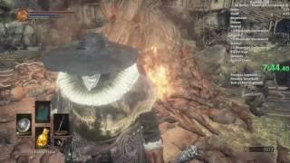 Dark Souls III Moonlight Greatsword All Bosses speedrun