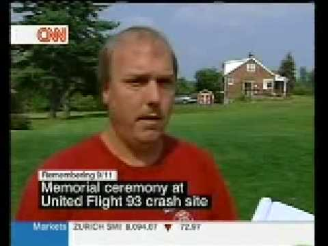 BANNED FROM CNN Flight 93 eyewitness admits not seeing dead bodies