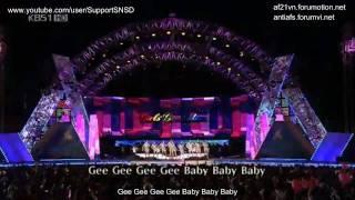 [ANTI AFS] Gee - SNSD live [VietSub]