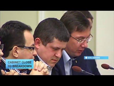 Ukraine's Cabinet Troubles: President backs finance minister, Lviv mayor for PM position